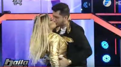 Junior y Fátima se presentaron tras polémico debut