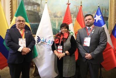 Coscia es el nuevo titular de la Asociación Latinoamericana de Abogacías