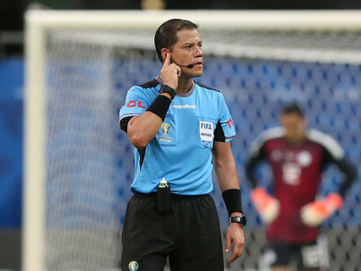 Víctor Carrillo arbitrará River Plate – Cerro Porteño