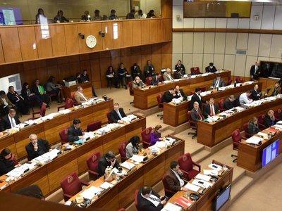 Percepción  sobre  apoyo  del  Congreso a Abdo es pareja