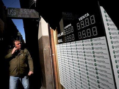 Argentina  cierra una semana crítica de marcada turbulencia financiera