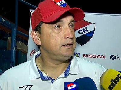 Aldo Bobadilla lamenta el momento en el que llegó el empate de Luqueño