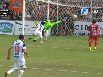 Olimpia se queda con el miniclásico en Villa Elisa