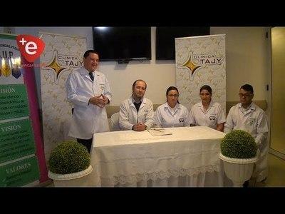 CLÍNICA TAJY INAUGURA MODERNO SERVICIO DE URGENCIAS PEDIÁTRICAS