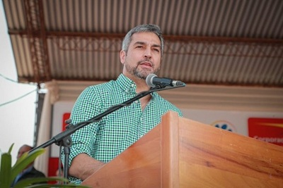 Abdo Benítez dice que al Palacio de Gobierno no se entra por la ventana