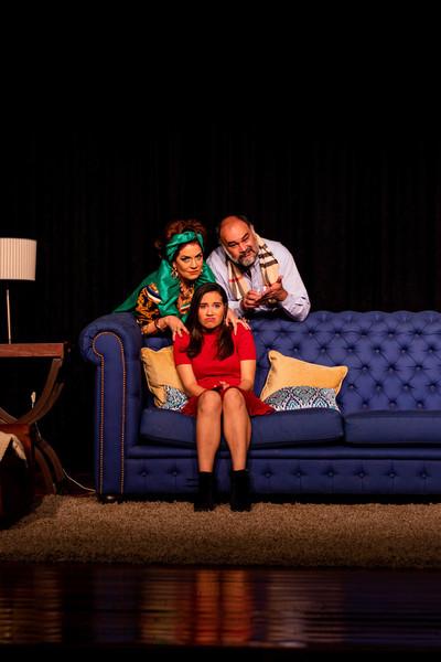"""Nueva comedia teatral sale """"A La Luz"""""""