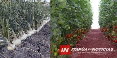 EXPLOTACIÓN DE LA CUENCA DEL PARANÁ TRAERÁ UNA REVOLUCIÓN AGROPECUARIA EN ITAPÚA