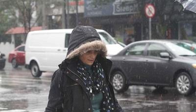 Advierten el ingreso de nuevo frente frío
