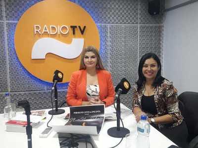 """""""Paraguay, canta y encanta"""" el concierto de Mirta Noemi Talavera"""