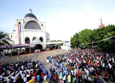 Misa Central de Caacupé será completamente en guaraní este domingo