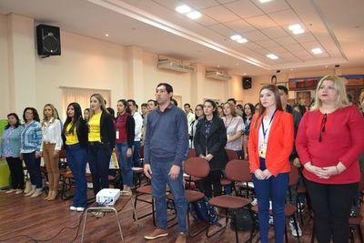 Jóvenes dieron apertura a la ''Escuela de Líderes de Misiones''