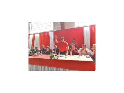Pedro Alliana confirmó que Santiago Peña rechazó el Ministerio de Hacienda