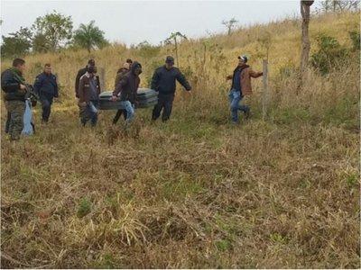 Capturan a tres sospechosos de secuestro y muerte de ganadero