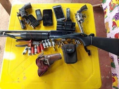 Caen tres presuntos autores del secuestro y muerte de ganadero brasileño