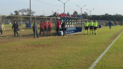 Sub 16: Olimpia, líder indiscutible