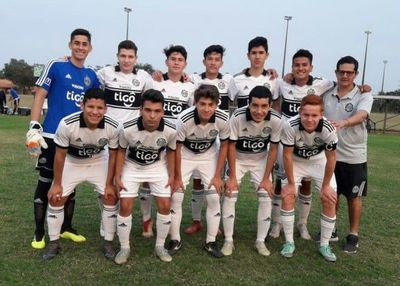 Olimpia y Cerro Porteño mandan en la Sub 15