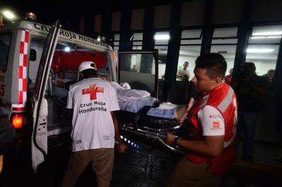 Paraguayo fue herido en grave incidente en Honduras