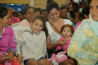 Programa Tekoporã aumentó cobertura e inclusión para la protección de hogares vulnerables