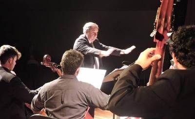 """HOY /  Concierto """"Cool Music"""" de mano de la Orquesta de Cámara Juvenil del CCPA"""