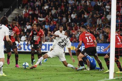 París SG pierde en Rennes