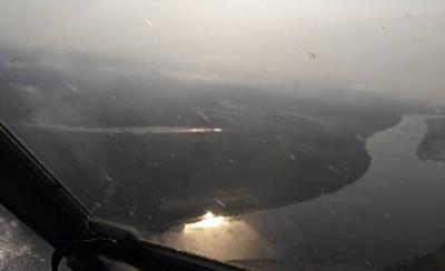 HOY / Controlan incendio forestal en el Pantanal: población de Bahía Negra se salva del peligro