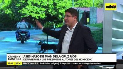 Asesinato de Juan de la Cruz Ríos