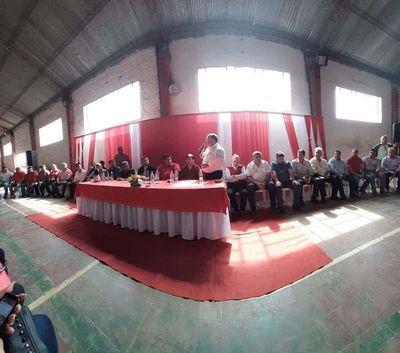 ANR apunta a la unidad real para dar gobernabilidad a Abdo