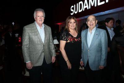 Nueva sucursal de Sudameris