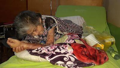 Anciana de Itapúa sin familia necesita ayuda