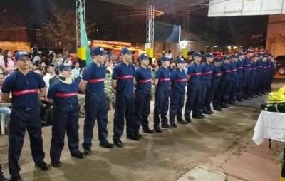 Concepción tiene nuevos bomberos voluntarios
