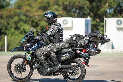 Grupo Lince de la Policía Nacional recibirá unas doscientas nuevas motocicletas