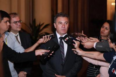 'Conforme a la animosidad de las partes vamos a avanzar a aspectos más técnicos', afirma titular de la ANDE
