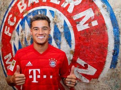 Coutinho se marcha cedido al Bayern y utilizará un prestigioso dorsal