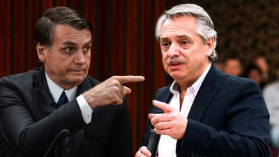 El «kirchnerismo» inquieta a Bolsonaro y despierta dudas sobre el Mercosur