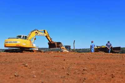 Segundo puente: para setiembre prevén instalación de maquinarias en Presidente Franco
