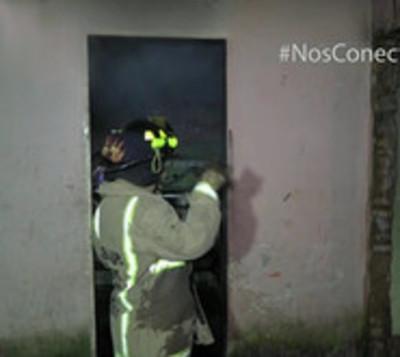 Incendió su casa tras un pacto con San La Muerte
