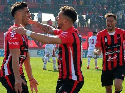 Ávalos volvió al gol en la Superliga Argentina