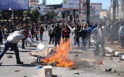 Empresarios advierten sobre impacto negativo de manifestaciones violentas