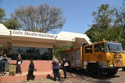 Controlan motín en Centro Educativo de Itauguá