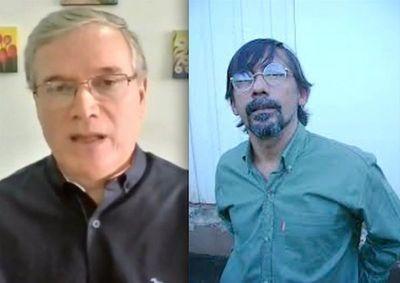 Arrom y Martín ya cuentan con orden de captura en Uruguay