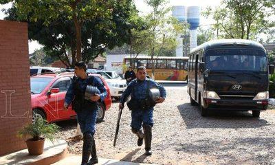 Intento de motín en Itauguá dejó varios menores heridos