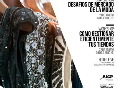 AICP prepara nuevo conversatorio sobre el retail en la industria de la moda
