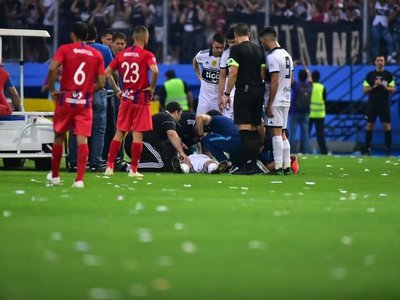 Olimpia agradece el gesto de fair play de Cerro Porteño