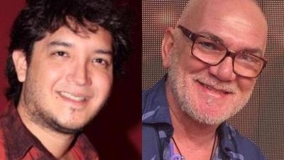 """HOY / """"Casados con familia, pero gays"""": Calderini dispara contra amigos mediáticos de Junior"""