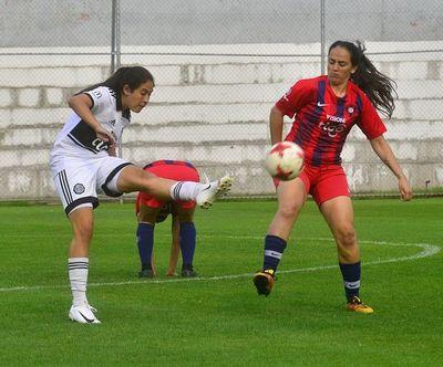 Femenino: Cerro gana el clásico en el arranque