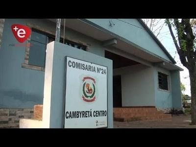 DETIENEN A SUP. ABUSADOR DE MUJER CON DISCAPACIDAD EN CAMBYRETÁ