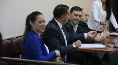 Solicitan auditoría de gestión del expediente de Gabriela Quintana y Víctor Bogado