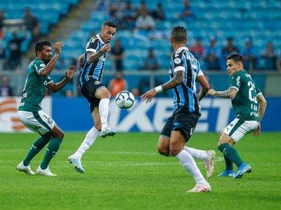 Gremio y Palmeiras abren un duelo brasileños en cuartos de final