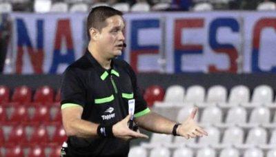 """Arnaldo Samaniego: """"salí más que conforme de este partido"""""""