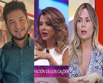 Filoso comentario de Marly sobre Junior Rodríguez y Dahiana Bresanovich
